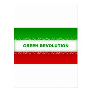Revolución verde postal