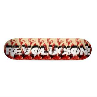 ¡REVOLUCION! zapata [TRAGICTRUTHOLOGY] {{24657227} Monopatin Personalizado