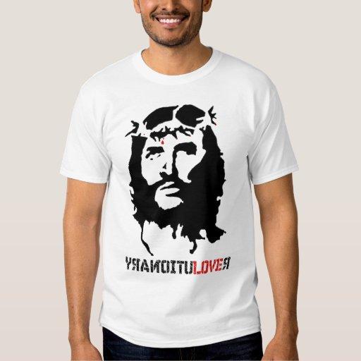 Revolucionario del Jesucristo Playeras
