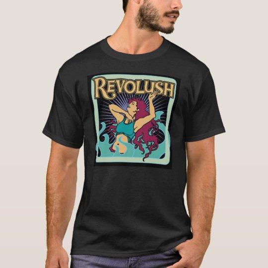 Revolush - Guys CMA shirt in black
