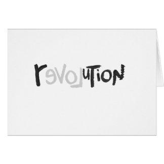 Revolution - Anti Social Card