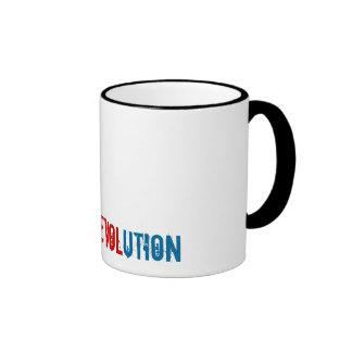 Revolution B/W Mug
