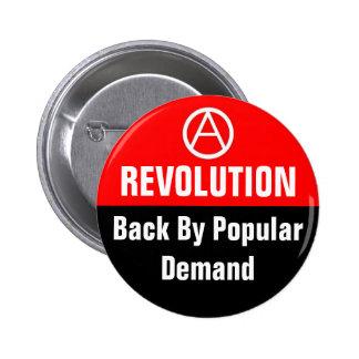 revolution back by popular design 2 inch round button