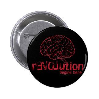 rEVOLution Begins Here Button