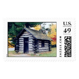 Revolution Cabin Postage