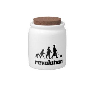 Revolution Candy Jars