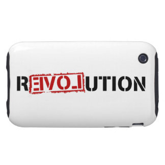 rEVOLution Tough iPhone 3 Covers