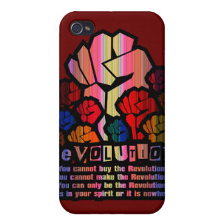 REVOLUTION CASE FOR iPhone 4