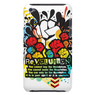 REVOLUTION Case-Mate iPod TOUCH CASE