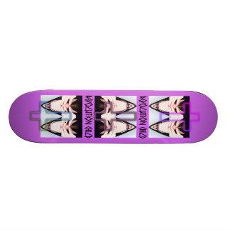 Revolution Child, Psycho' skateboard PUR-polarizes
