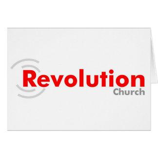 Revolution Church Greeting Cards