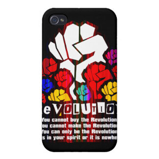 REVOLUTION COVER FOR iPhone 4