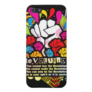 REVOLUTION COVER FOR iPhone SE/5/5s