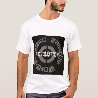 Revolution Cover T-Shirt
