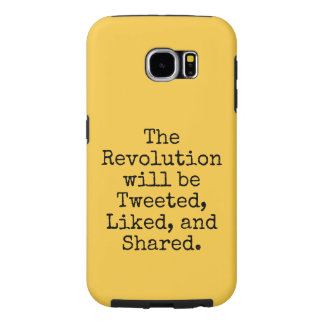 Revolution Expression Samsung Galaxy S6 Case