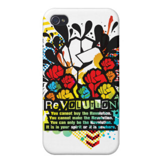 REVOLUTION iPhone 4/4S CASE
