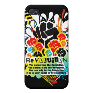 REVOLUTION iPhone 4 COVER