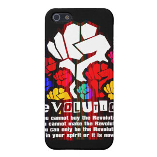 REVOLUTION iPhone SE/5/5s COVER