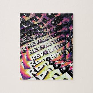 Revolution Jigsaw Puzzle