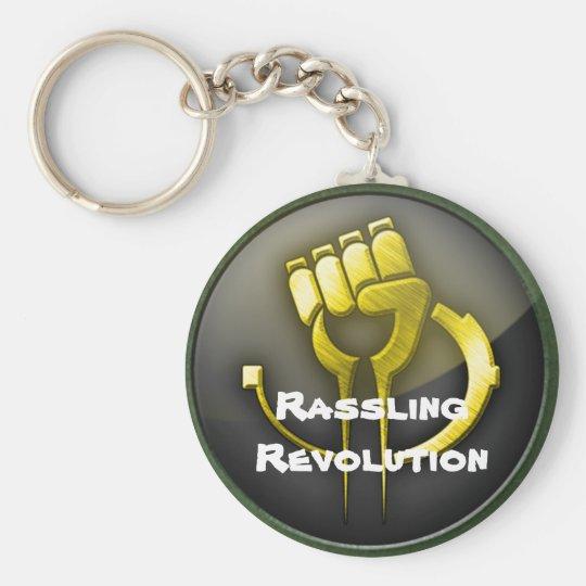 Revolution Key Chain