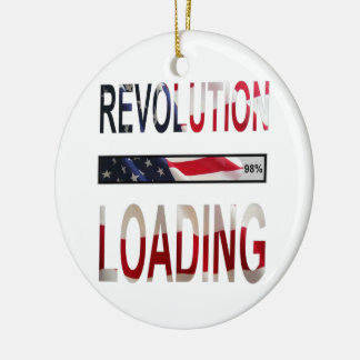Revolution Loading Ornament