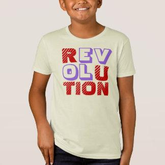 REVOLUTION (LOVE) Hanes Poly-Cotton T-Shirt