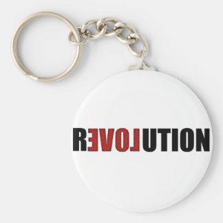 Revolution (Love) Key Chain