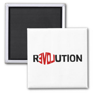 REVOLUTION ~ Magnet Truism