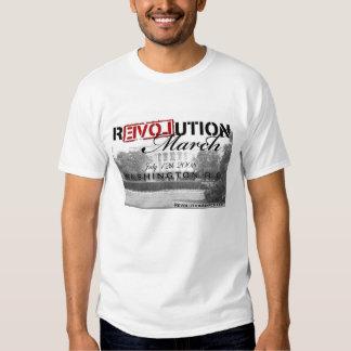 Revolution March T-Shirt! - Customized T Shirt
