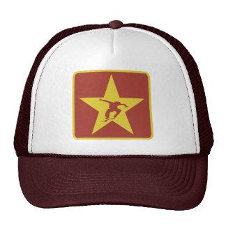 Revolution - Maroon Trucker Hat