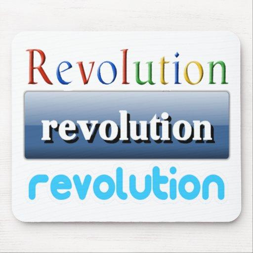 revolution mouse pad