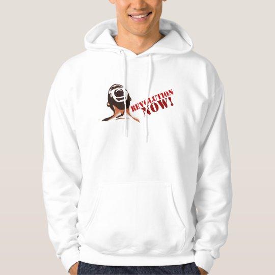 Revolution now! hoodie