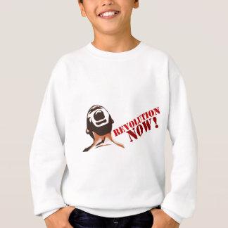 Revolution now! sweatshirt