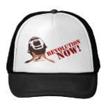 Revolution now! trucker hat