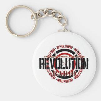 Revolution Radio Keychain