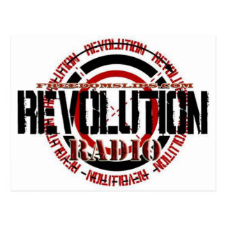 Revolution Radio Postcard
