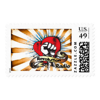 Revolution Radio STamp