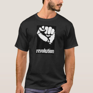 Revolution Raised Fist T-Shirt