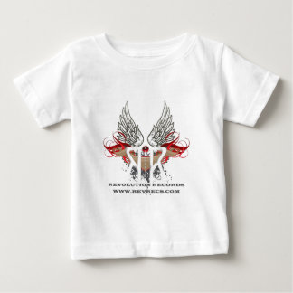 Revolution Records Store Baby T-Shirt