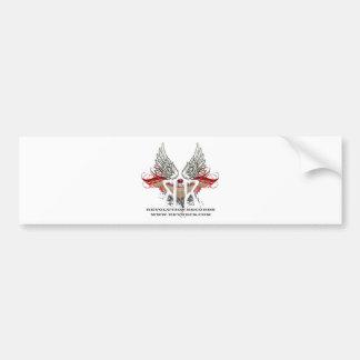 Revolution Records Store Bumper Sticker