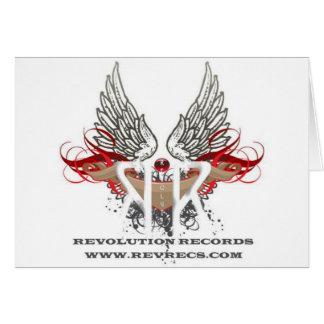 Revolution Records Store Card