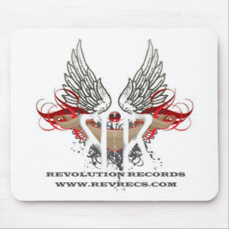 Revolution Records Store Mouse Pad