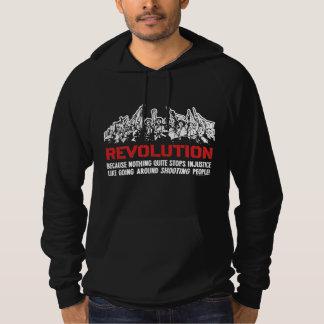 Revolution Satire Hoodie