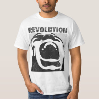 Revolution Scream t-shirt