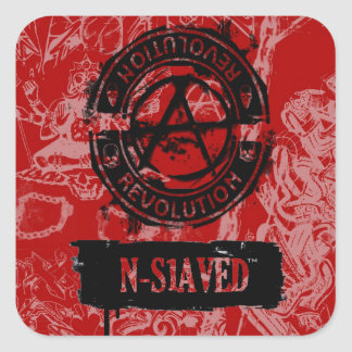 Revolution Slap Sticker