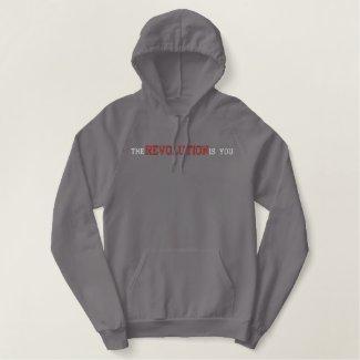 Revolution Sweater embroideredshirt