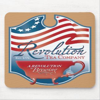 Revolution Tea Company Mouse Pad