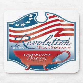Revolution Tea Company Mousepad