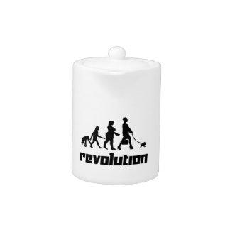 Revolution Teapot