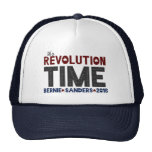 Revolution Time - Bernie Sanders 2016 Trucker Hat
